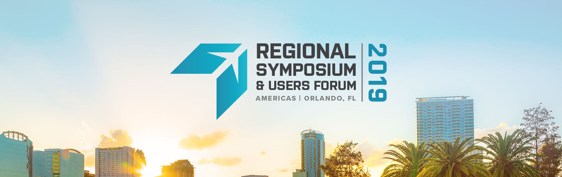 2019 Regional Symposium and Users Forum
