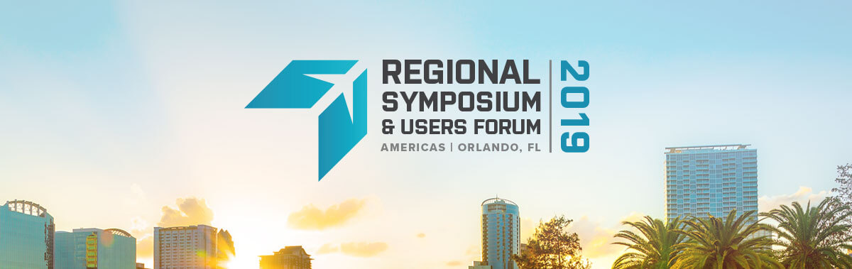 2019 Regional Symposium & Users Forum